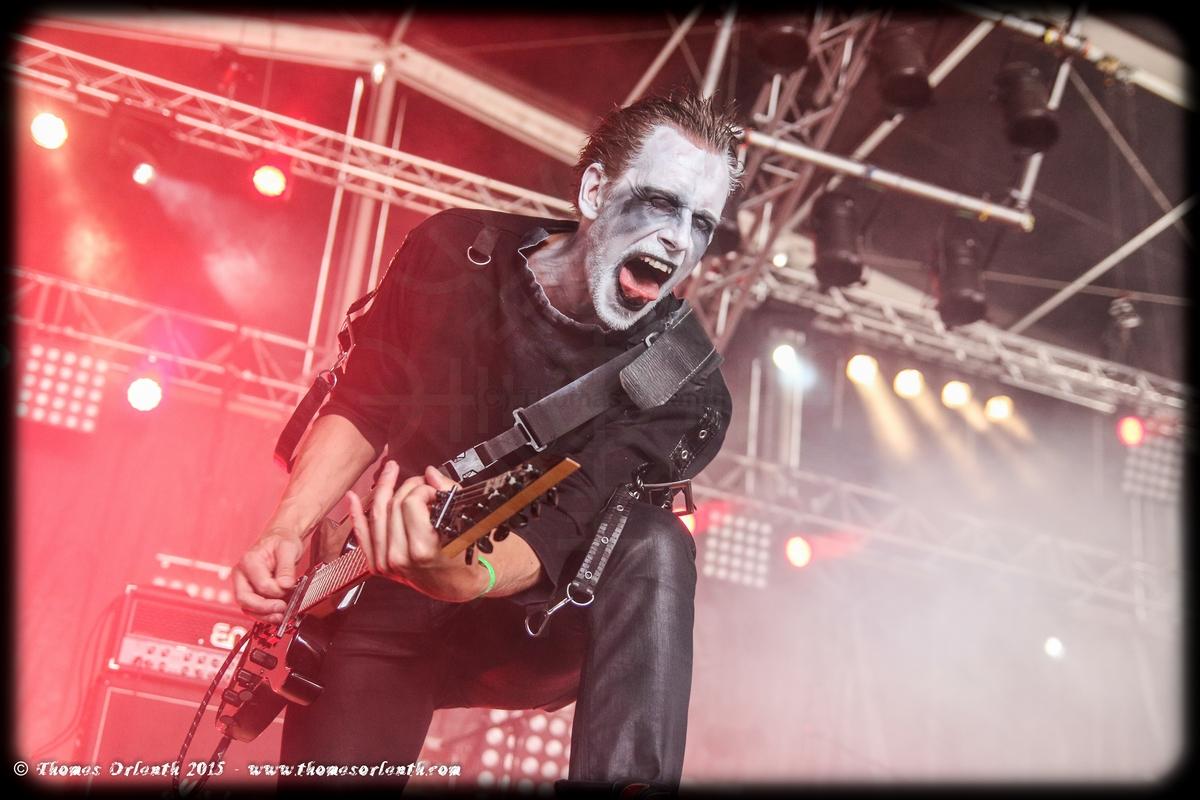 Khold au Hellfest 2015