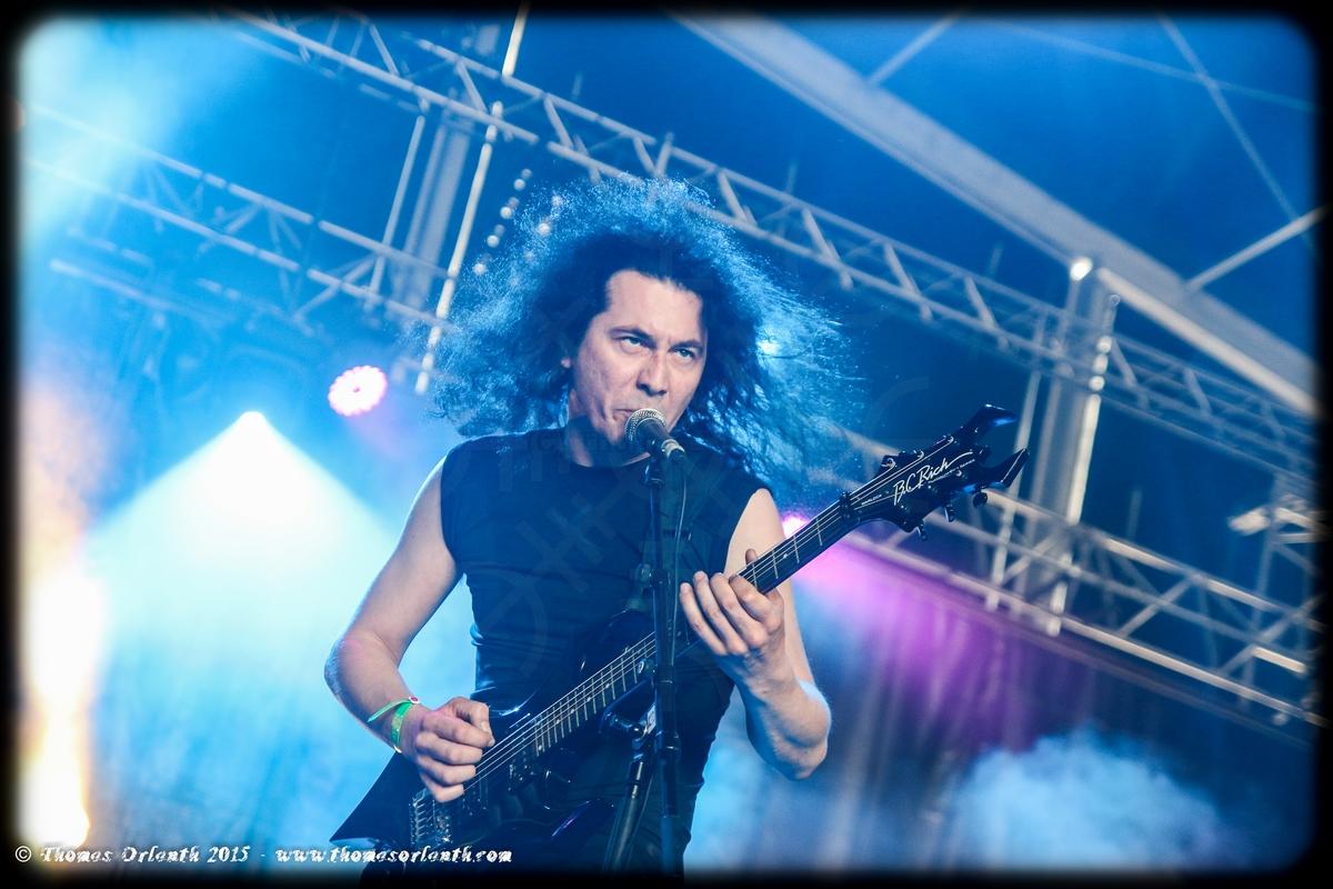 S.U.P. au Hellfest 2015