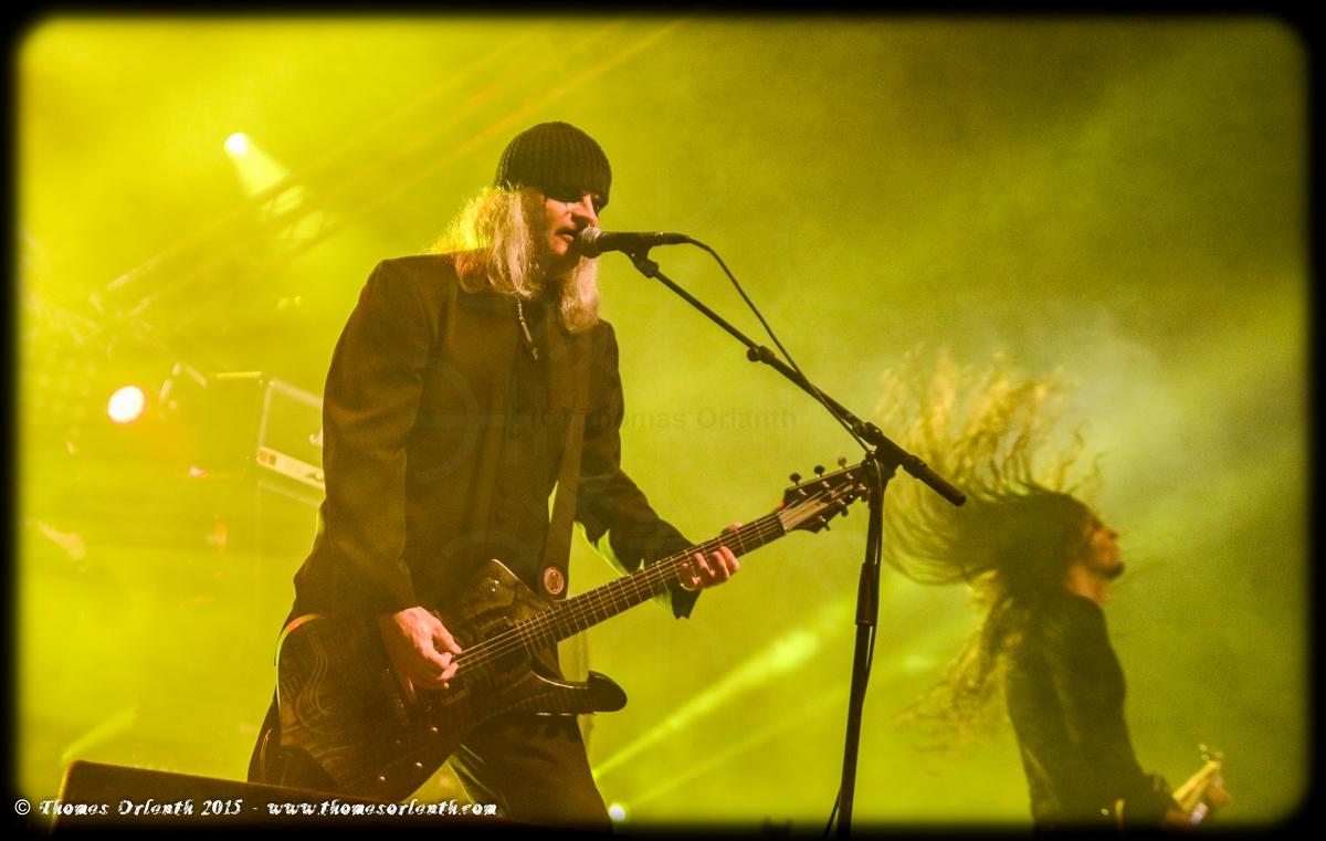Triptycon au Hellfest 2015