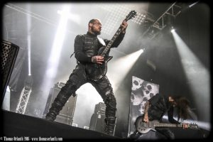 Read more about the article Otargos au Hellfest 2016