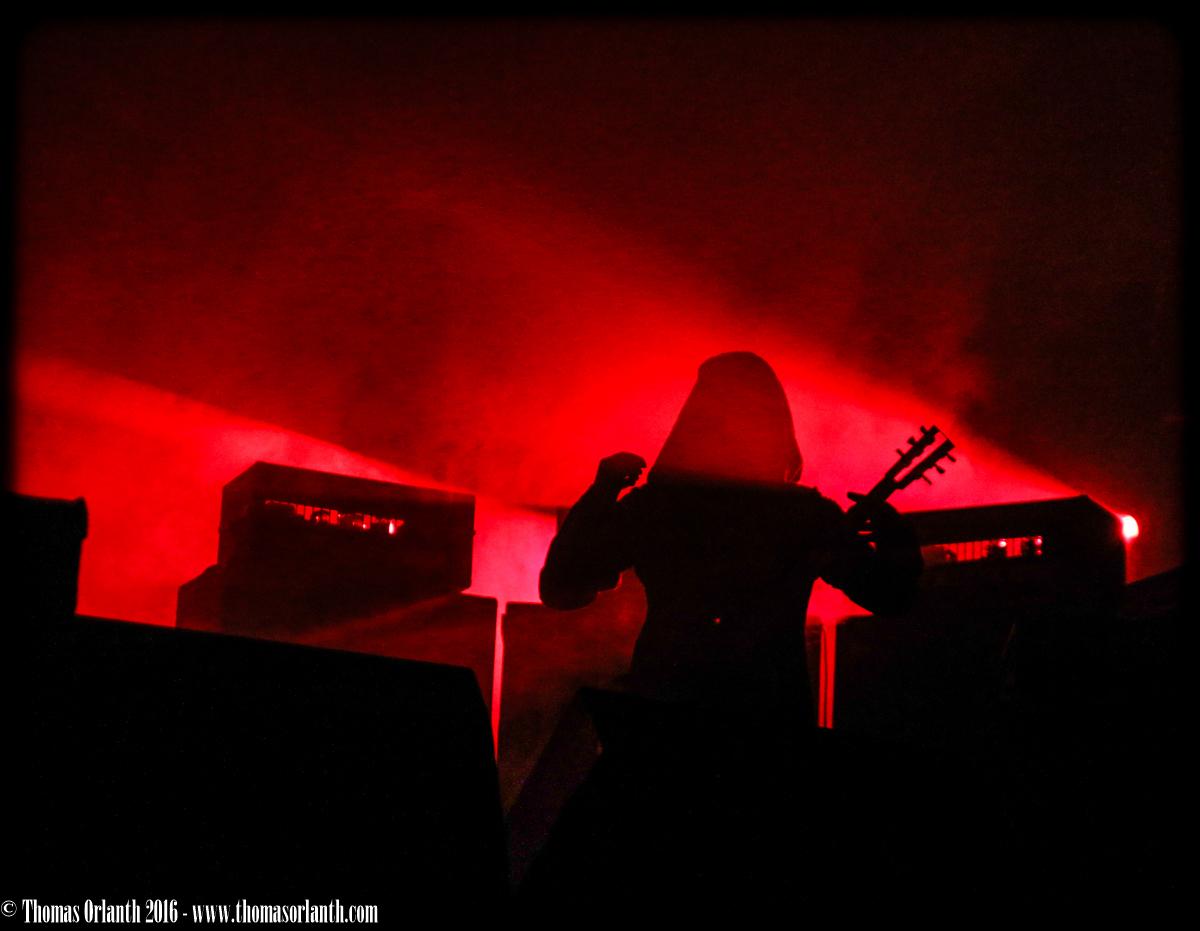 Sunn O))) au Hellfest 2016