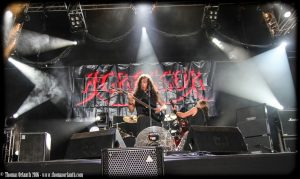 Read more about the article Agressor au Hellfest 2016