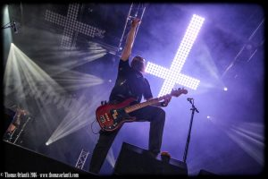 Skálmöld au Hellfest 2016
