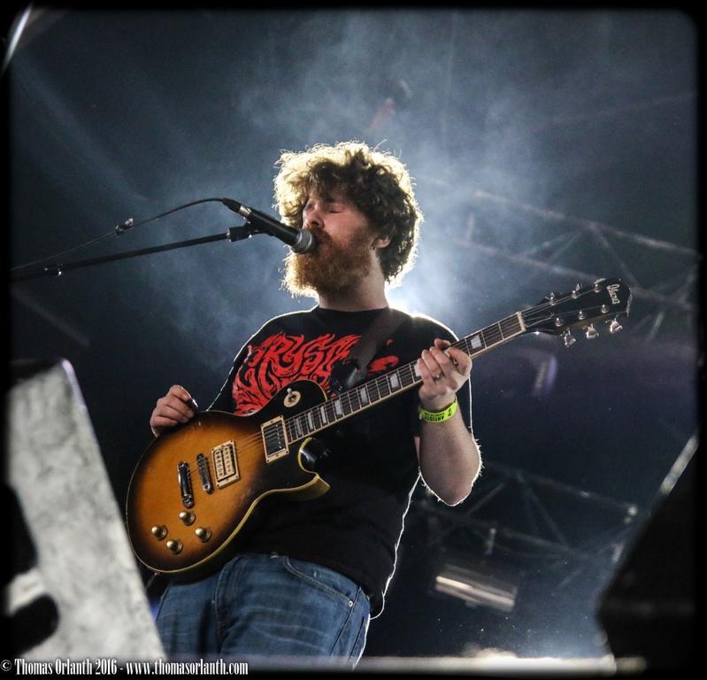 Stonebirds au Hellfest 2016