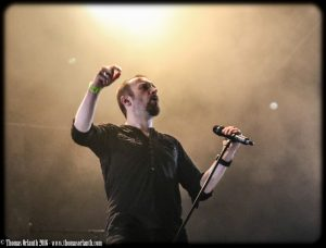 Read more about the article Paradise Lost au Hellfest 2016