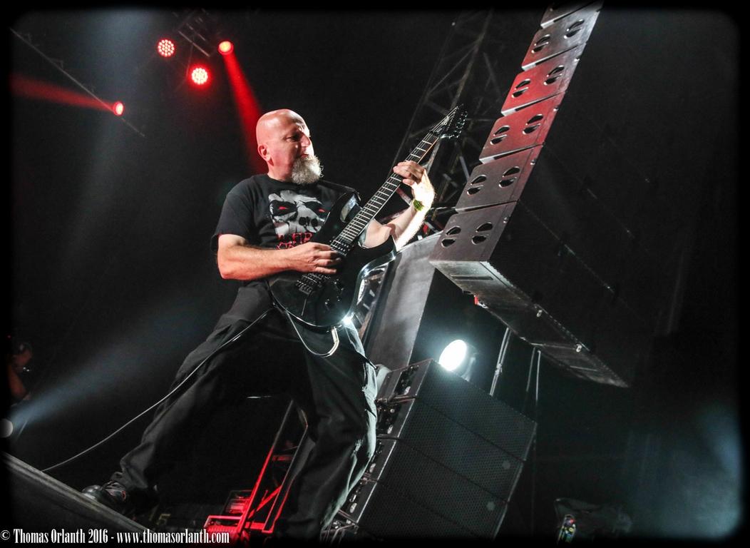 Deicide au Hellfest 2016
