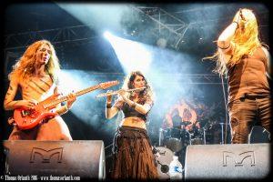 Helroth au Ragnard Rock Fest 2016