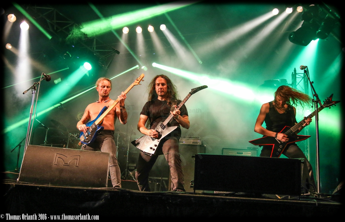 Himinbjorg au Ragnard Rock Fest 2016