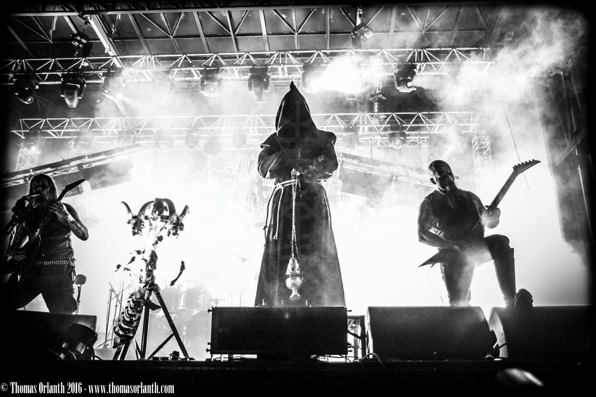 Belphegor au Ragnard Rock Fest 2016