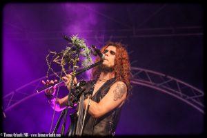 Celtibeerian au Ragnard Rock Fest 2016