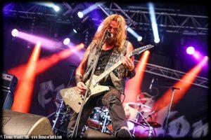 Ereb Altor au Ragnard Rock Fest 2016