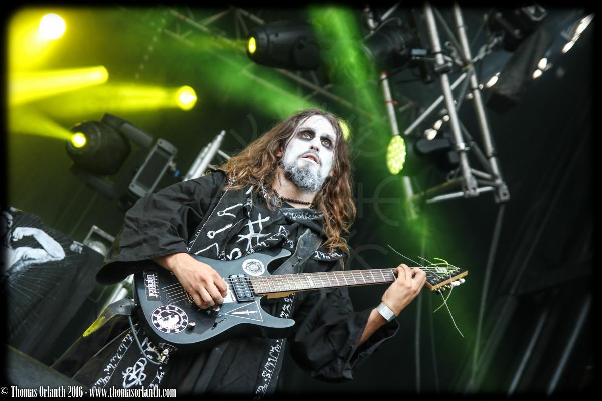 Malepeste au Ragnard Rock Fest 2016