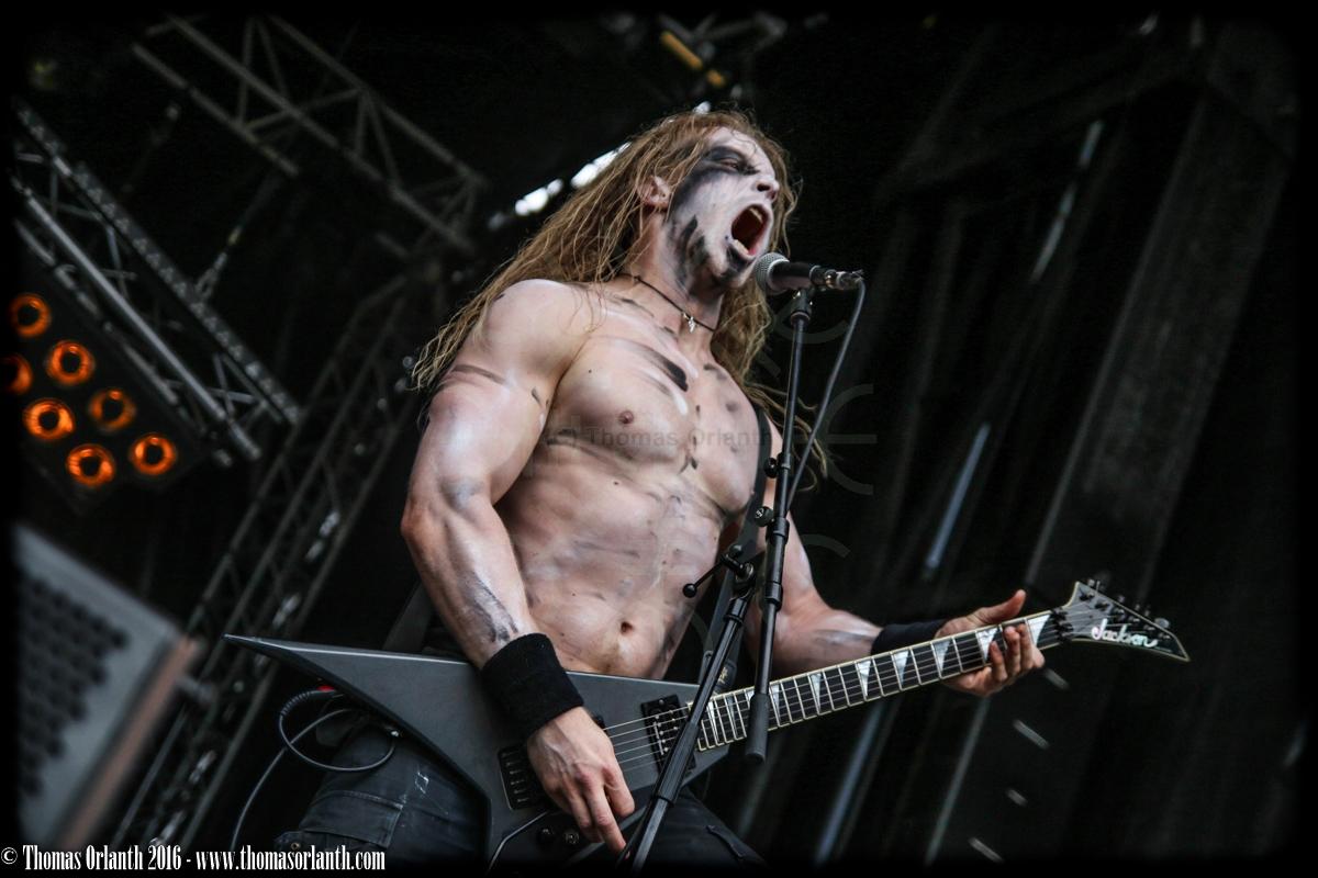 Naer Mataron au Ragnard Rock Fest 2016