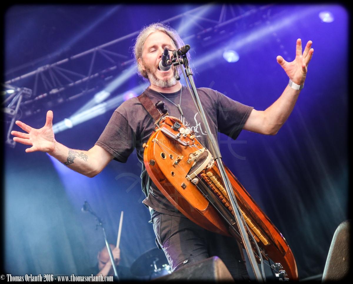 Stille Volk au Ragnard Rock Fest 2016