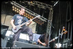 Allobrogia au Ragnard Rock Fest 2016