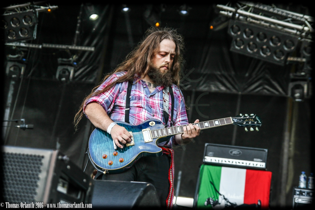 Forteresse au Ragnard Rock Fest 2016