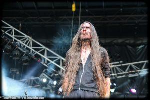 Griffon au Ragnard Rock Fest 2016