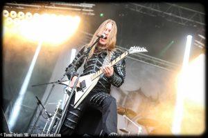 Khors au Ragnard Rock Fest 2016