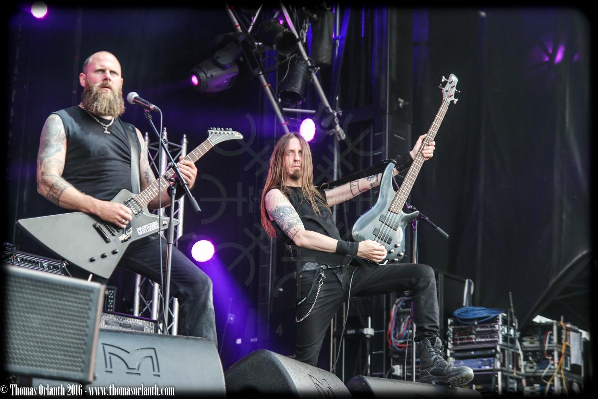 King of Asgard au Ragnard Rock Fest 2016