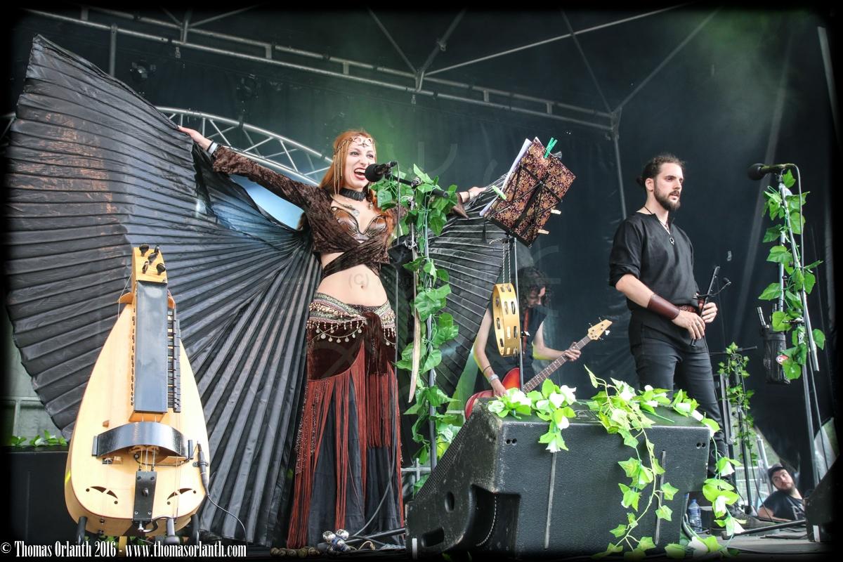 Trobar de Morte au Ragnard Rock Fest 2016