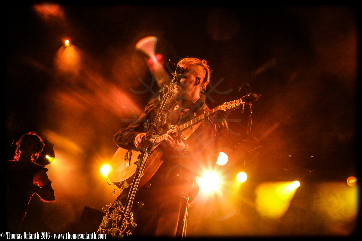 Faun au Ragnard Rock Fest 2016