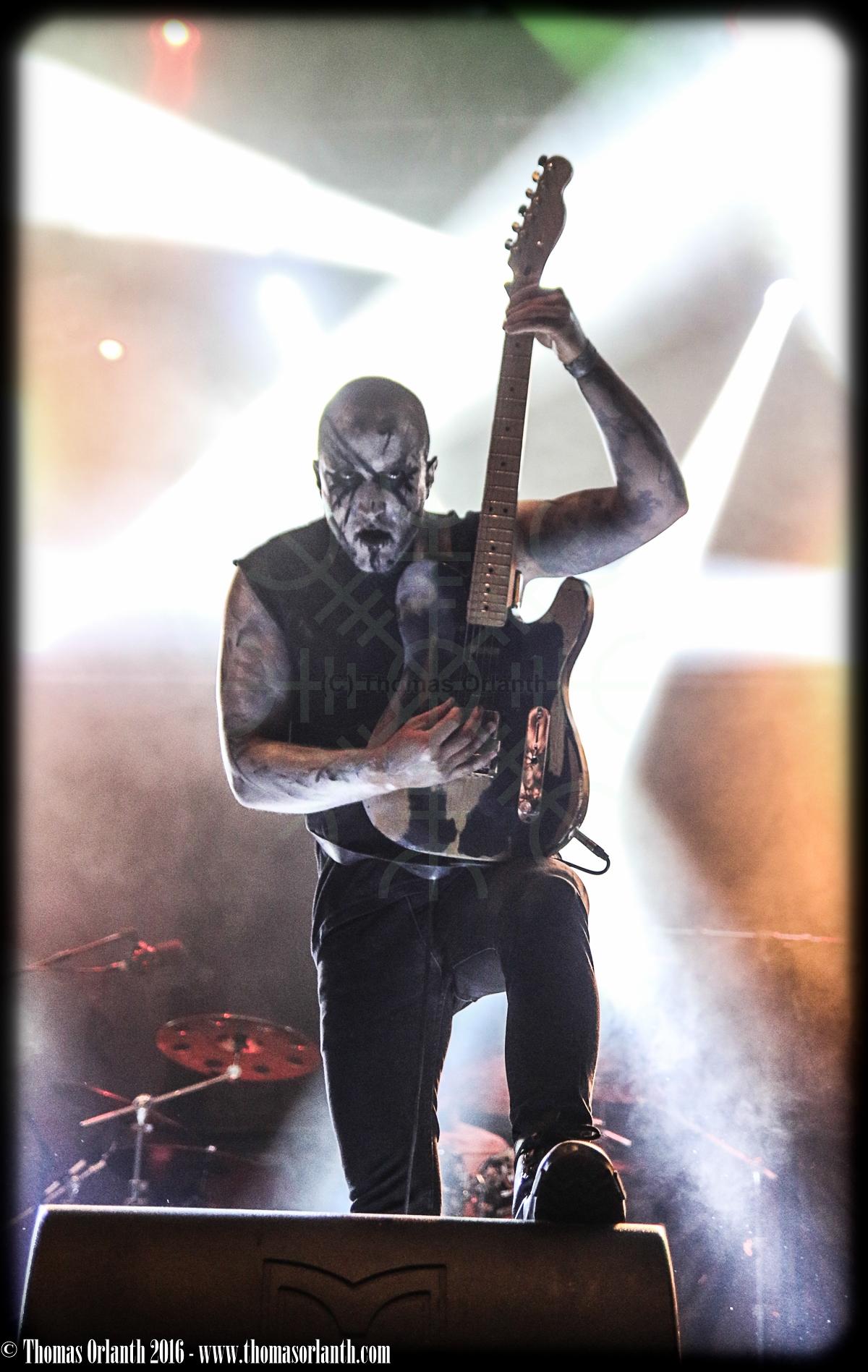 Gaahls Wyrd au Ragnard Rock Fest 2016