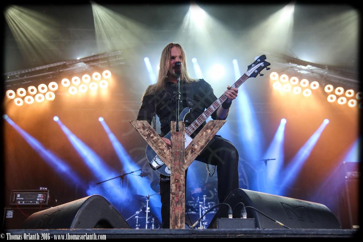 Månegarm au Ragnard Rock Fest 2016