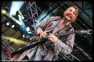 Percival Schuttenbach au Ragnard Rock Fest 2016