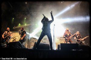 Heidevolk au Ragnard Rock Fest 2016
