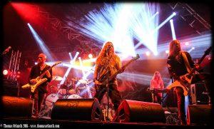 Moonsorrow au Ragnard Rock Fest 2016