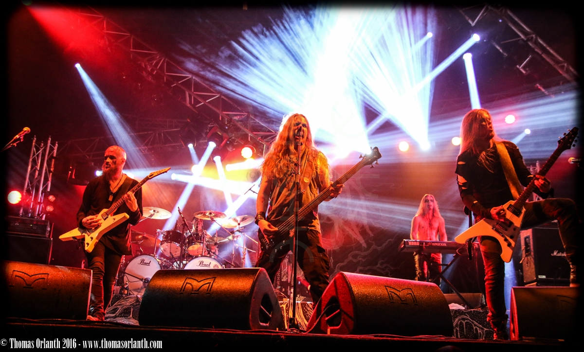 Read more about the article Moonsorrow au Ragnard Rock Fest 2016