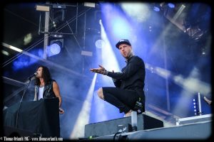 Betraying The Martyrs au Hellfest 2017 (vendredi)