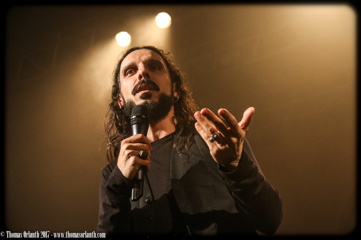 Dédo au Trianon à Paris (13.10.2017)
