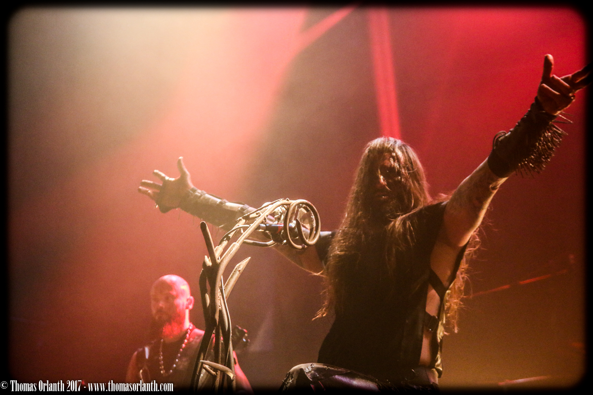 Bliss of Flesh au Tyrant Fest 2017 (12.11.2017)