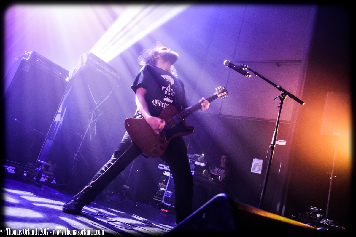 Wiegedood au Tyrant Fest 2017 (11.11.2017)