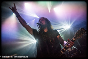 Rotting Christ au Trabendo à Paris (4.02.2018)