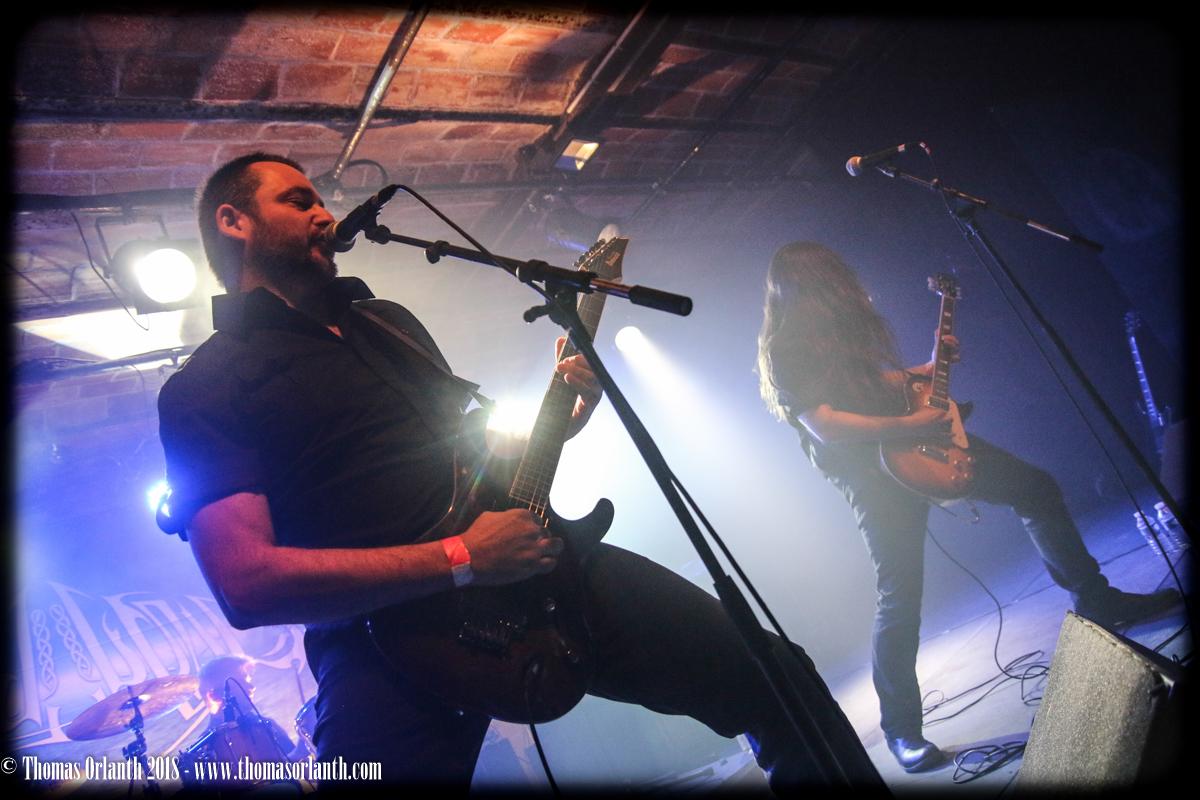 Nydvind au Cernunnos Pagan Fest – Jour 2 – Dimanche 25.02.2018