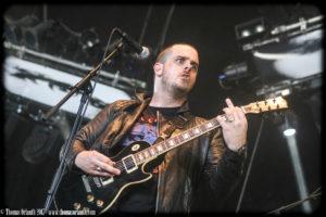 Nails au Hellfest 2017 (samedi)