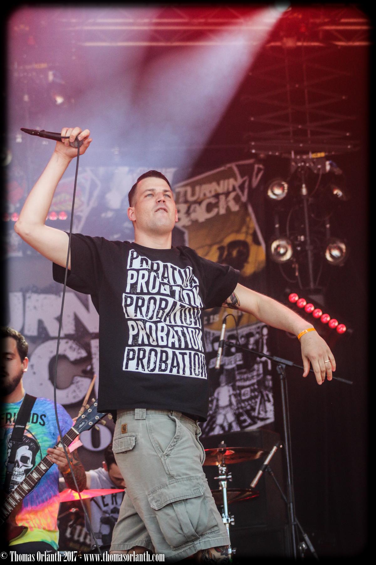 No Turning Back au Hellfest 2017 (samedi)