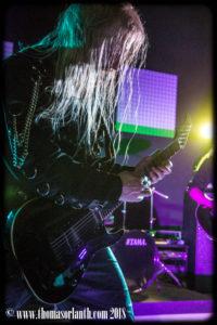 Zornheym secret gig in Sainte Solange (6.05.2018)