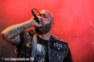 Benighted – Hellfest 2018 (friday)