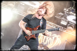 Beyond Creation au Hellfest 2017 (dimanche)