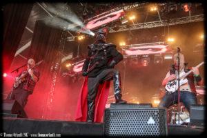 Ghoul au Hellfest 2017 (dimanche)