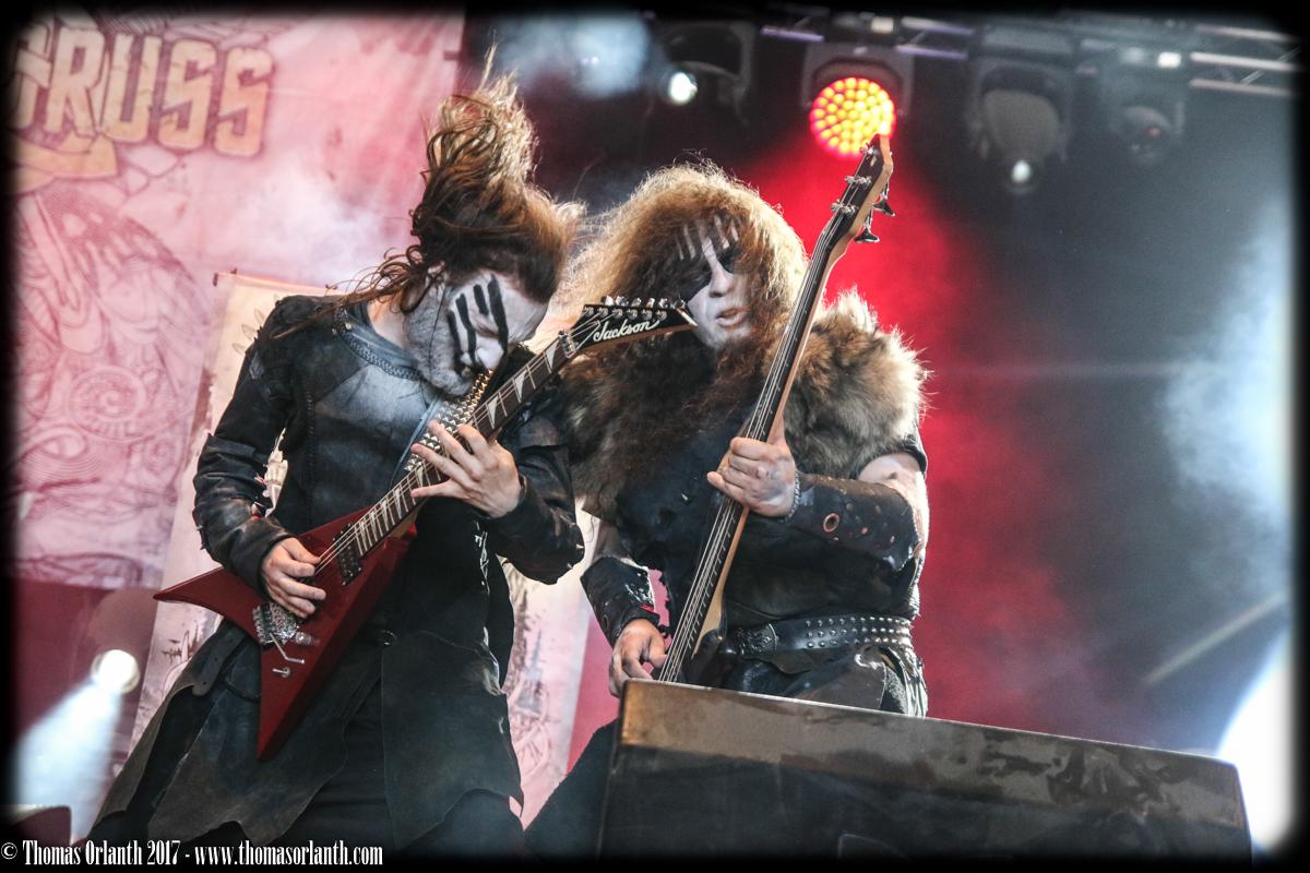 WelicoRuss au Hellfest 2017 (dimanche)