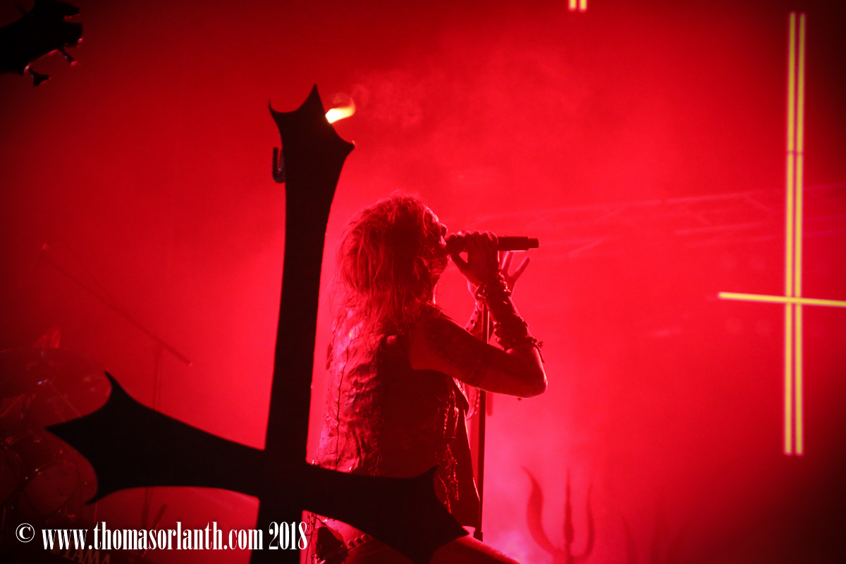 Watain – Hellfest 2018 (saturday)