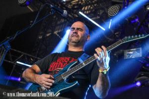 Akercocke – Hellfest 2018 (saturday)