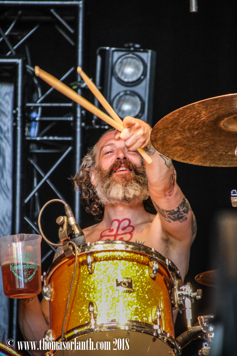Dopethrone – Hellfest 2018 (friday)