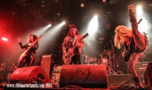 Nashville Pussy – Motocultor (19.08.2018)