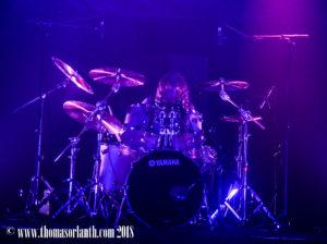Aura Noir – Tyrant Fest (17.11.2018)