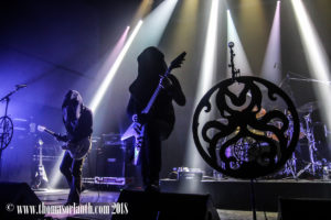 The Great Old Ones – Tyrant Fest (18.11.2018)
